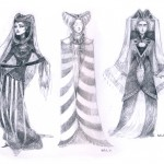 Costume design : la belle-mère
