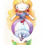 princesse rosette chibi