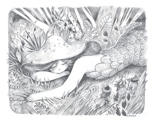Le petit monde de la forêt
