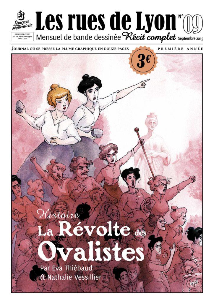 Les rues de Lyon n°30 : La Révolte des Ovalistes