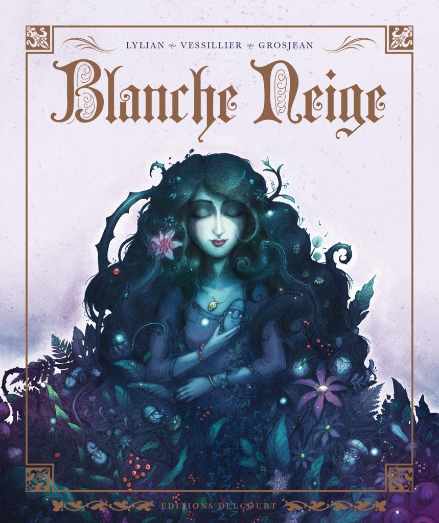 Blanche Neige (Delcourt 2016)